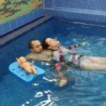 Aqua studio Orca Teplice – Kurz PP v mělkém bazénu
